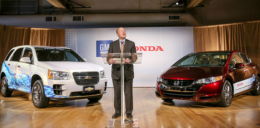 General Motors and Honda declared to develop advanced chemistry battery component