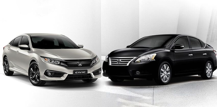 Nissan Sentra or Honda Civic: The better buy | Zigwheels