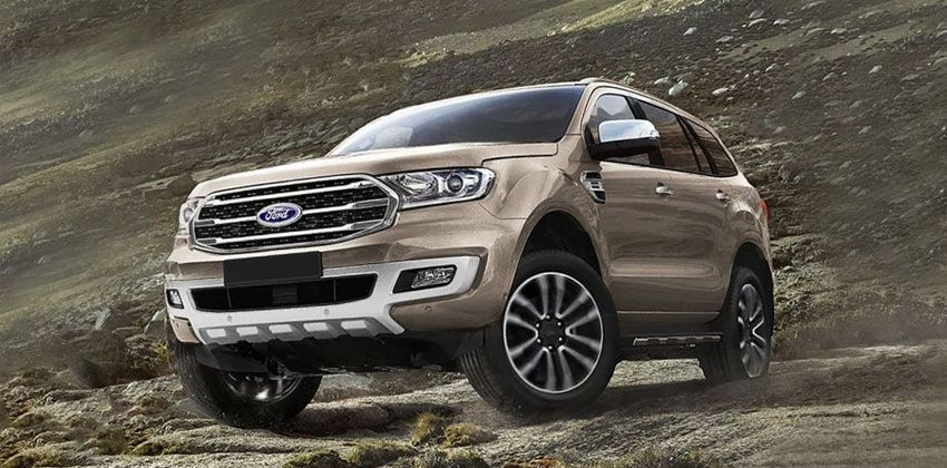 Is the 2019 Ford Everest with a new diesel engine coming ...