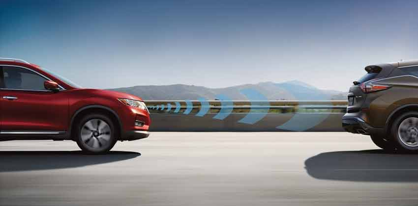 Nissan X-Trail Safety