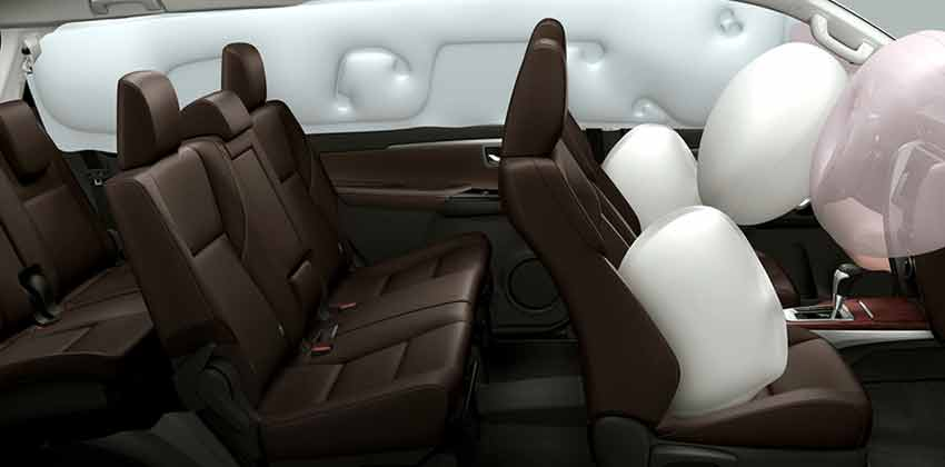 fortuner safety