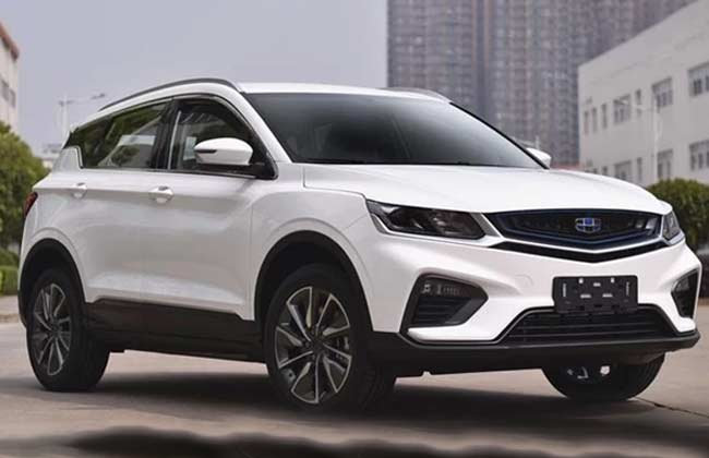 Geely's new BMA platform to underpin its entry-level models