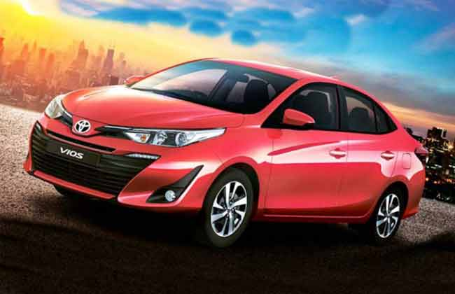 All-New Toyota Vios launched in the Philippines