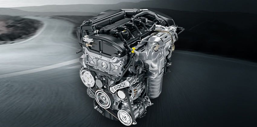 all-new Peugeot 3008 engine